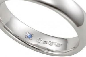 INSIDE SECRET 青く光るダイヤモンド