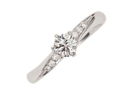 婚約指輪:パラダイス RVE59-03 (WD) ¥112,000-