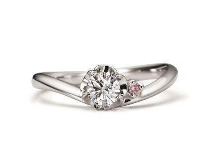 婚約指輪:メイファ RVE56-03 (PD) ¥149,040-