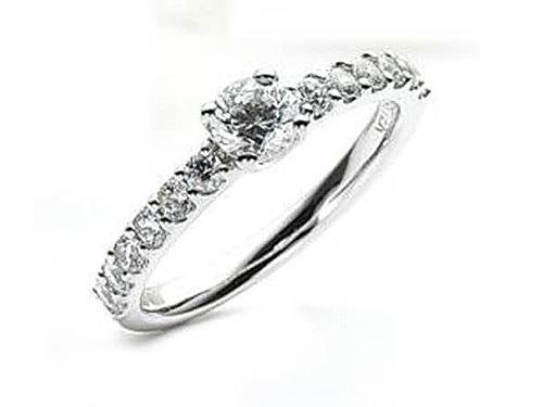 婚約指輪:アイヴェール 30180 Pt