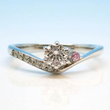 13.おすすめの婚約指輪 絆