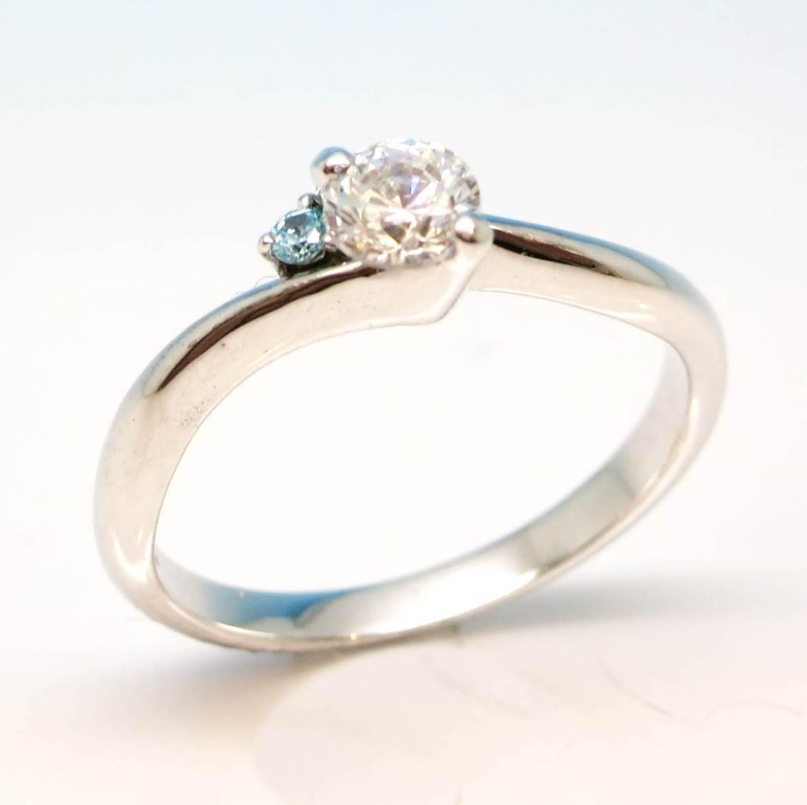 婚約指輪:絆