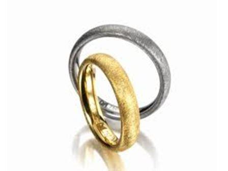 結婚指輪:マイスター クラシックスライン 102  WG, YG ¥185,000-