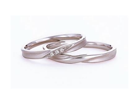 結婚指輪:ソナーレ ベレッツァ