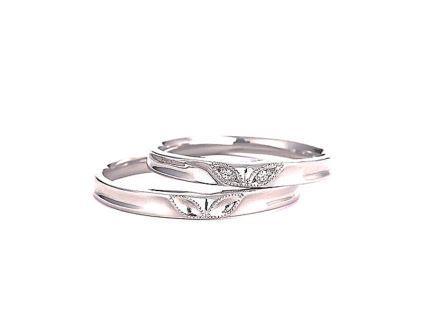 結婚指輪:ソナーレ デュエット(MR)