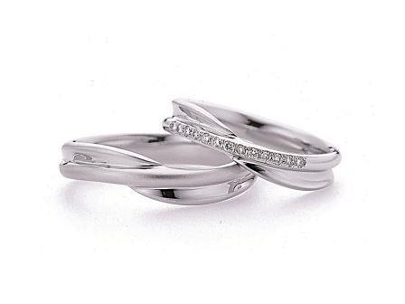 結婚指輪:ソナーレ フォルテ