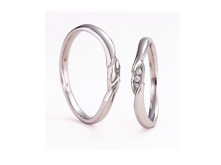 結婚指輪:ソナーレ ガラント(MR)