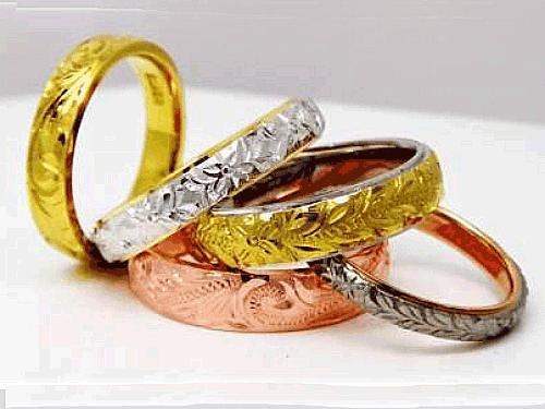 結婚指輪:マウロア HW-5