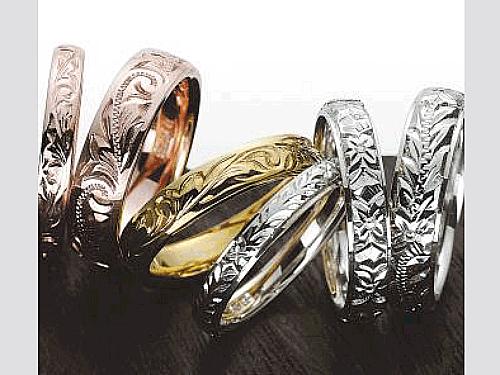結婚指輪:マウロア HW-6-all