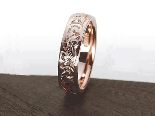 結婚指輪:マウロア HW-L-pg