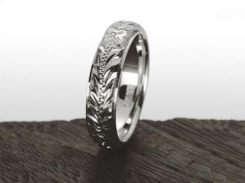 結婚指輪:マウロア HW-L-pt
