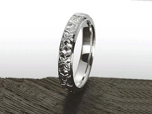 結婚指輪:マウロア HW-M-pt