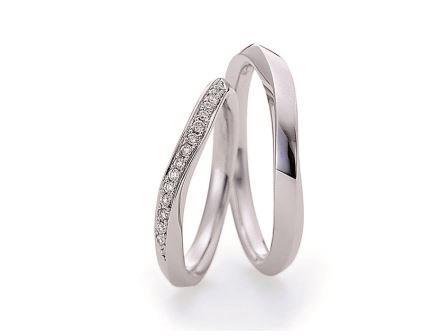結婚指輪:ソナーレ ホルン