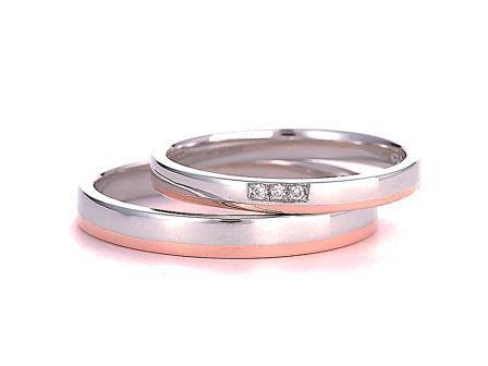 結婚指輪:ソナーレ イントナーレ(MR)