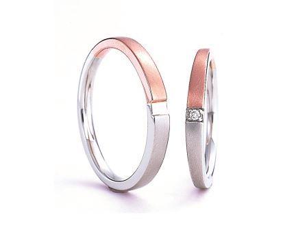 結婚指輪:ソナーレ メロディア