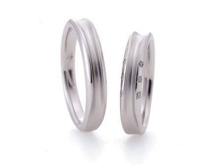 結婚指輪:ソナーレ ビオラ