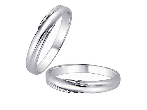 結婚指輪:エトワ C030 Pt950  A:47,520円  B:55,080円  C:62,640円