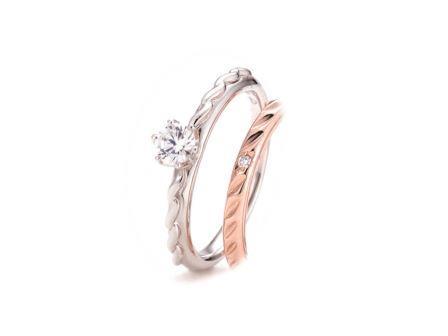 婚約指輪:ソナーレ オルゴール 0.2枠 ¥105,840-