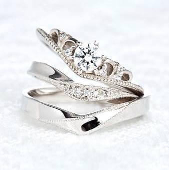 7.おすすめの婚約指輪 プリンセスローズ