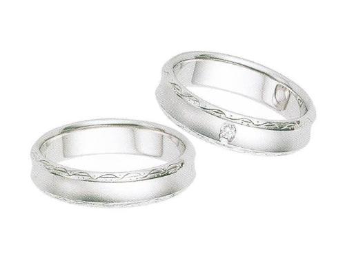 結婚リング:プル ド ヴレ アンジュ5, 6