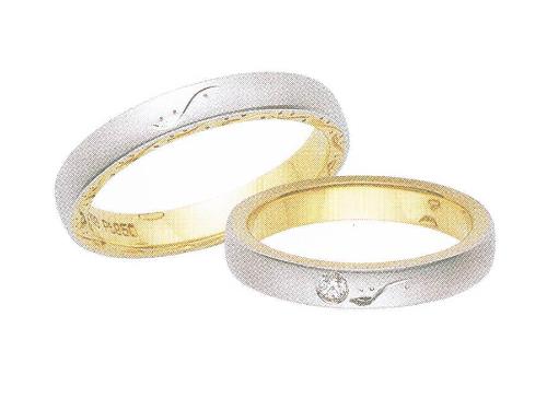 結婚リング:プル ド ヴレ アンジュ9, 10