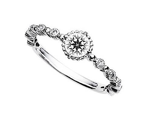 婚約指輪:Carmaine カーマイン 03b-0349