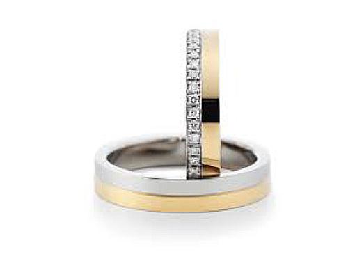結婚指輪:グラヴィテ GY02302 GY02400