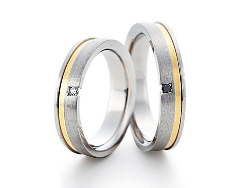 結婚指輪:グラヴィテ GY03202 GY03385