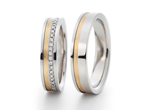 結婚指輪:グラヴィテ GY03402 GY03500