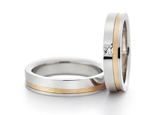 結婚指輪:グラヴィテ GY03602 GY03500