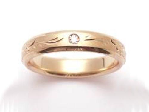 結婚指輪:PPA38-VV
