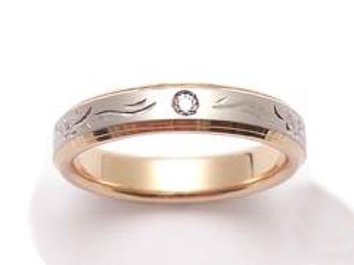 結婚指輪:PPA72-VP