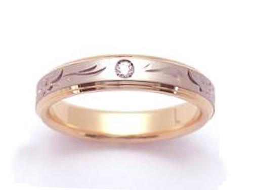 結婚指輪:PPA72-VW