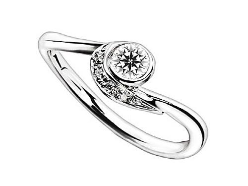 婚約指輪:Pompadour ポンパドール 04b-0173
