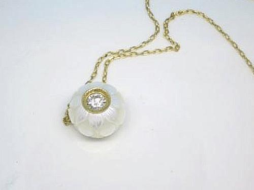 白パール一粒 ネックレス ¥300,000 +税