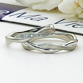 結婚指輪:トゥトゥマヴィ ファゴット