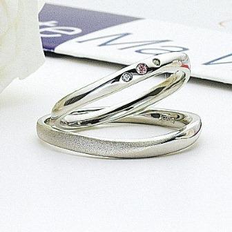 結婚指輪:トゥトゥマヴィ ヴィオラ