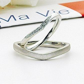 結婚指輪:トゥトゥマヴィ トランペット