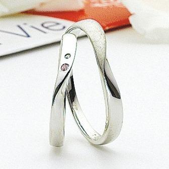 結婚指輪:トゥトゥマヴィ フルート