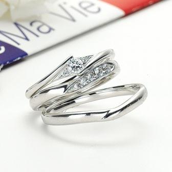 結婚指輪:トゥトゥマヴィ Cello