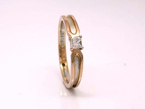 結婚指輪 フルオーダーメイド 鋳造 07