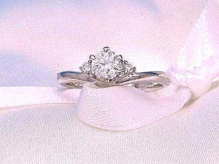 婚約指輪 フルオーダーメイド 鋳造 0
