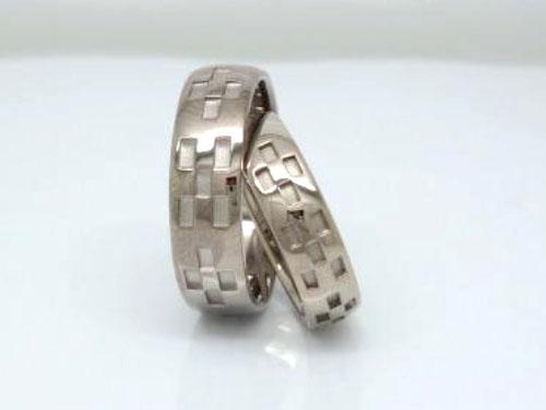 結婚指輪 フルオーダーメイド 鋳造 12