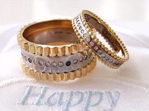 結婚指輪 フルオーダーメイド 鋳造 13