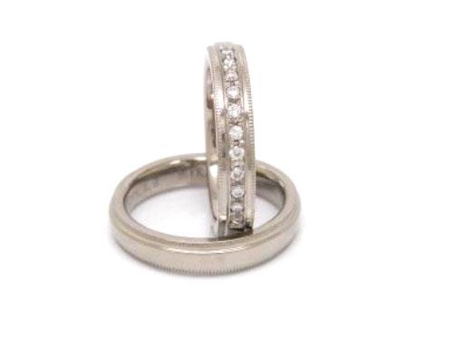 結婚指輪 フルオーダーメイド 鋳造 06