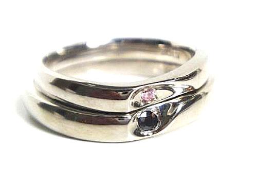 結婚指輪 フルオーダーメイド 鋳造 09