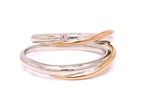 結婚指輪 フルオーダーメイド 鋳造 08