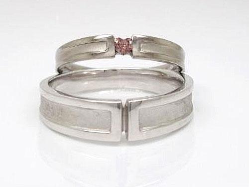 結婚指輪 フルオーダーメイド 鋳造 16