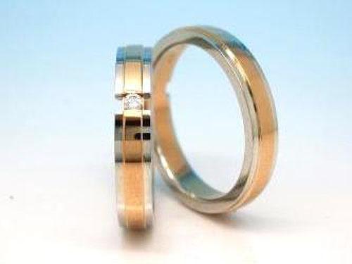 結婚指輪 フルオーダーメイド 鍛造 01