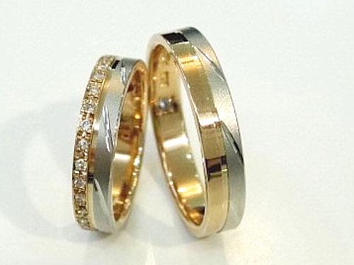 結婚指輪 フルオーダーメイド 鍛造 10